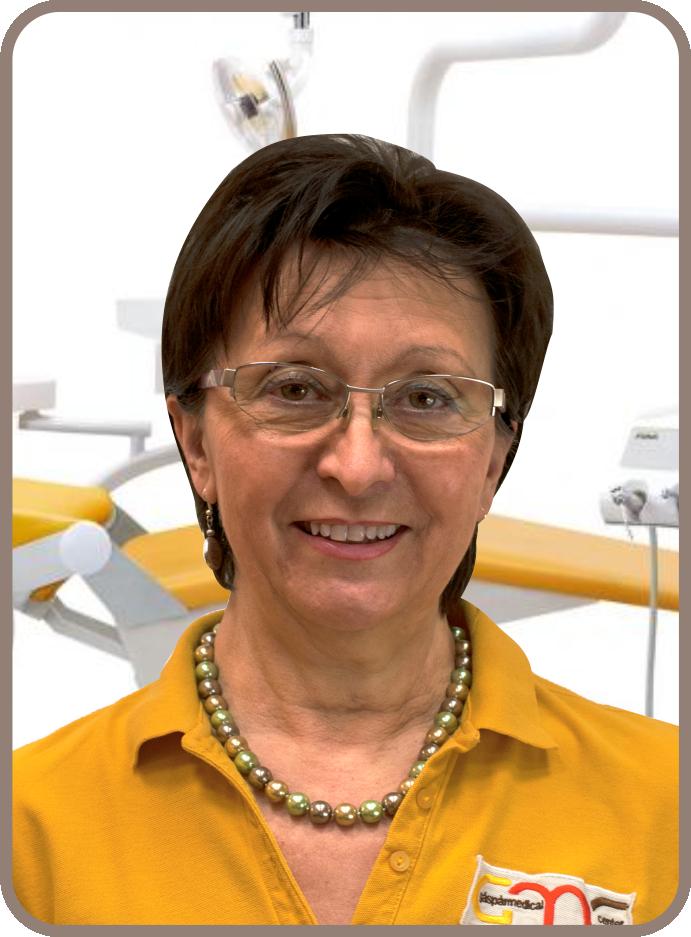 Dr. Barabássy Katalin fogszakorvos Gáspár Medical Center