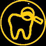 fogászati konzultáció digitális panoráma röntgen diagnosztika