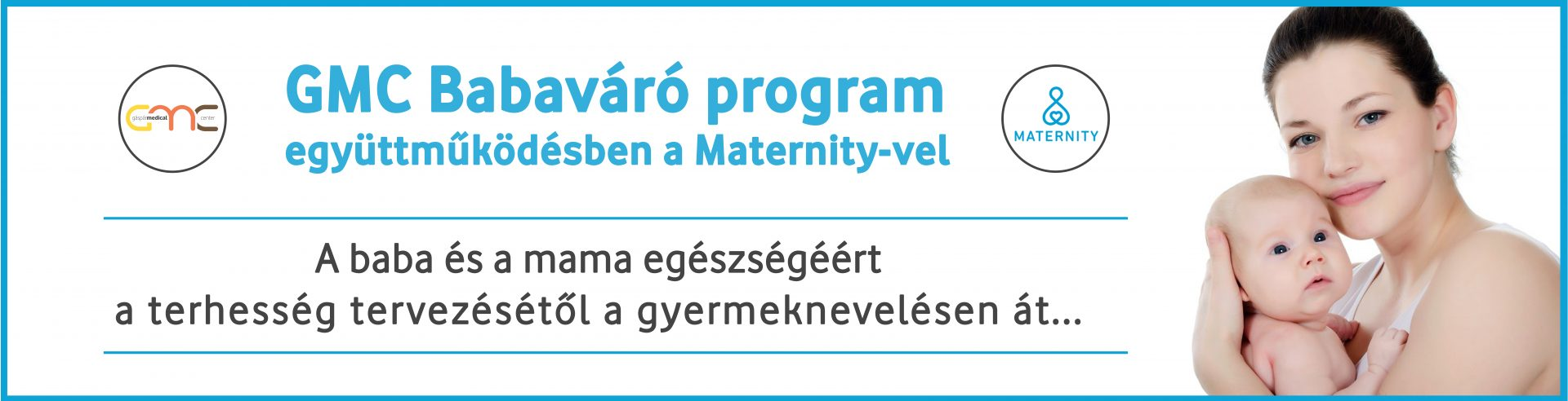 GMC-Maternity-Babaváró-program